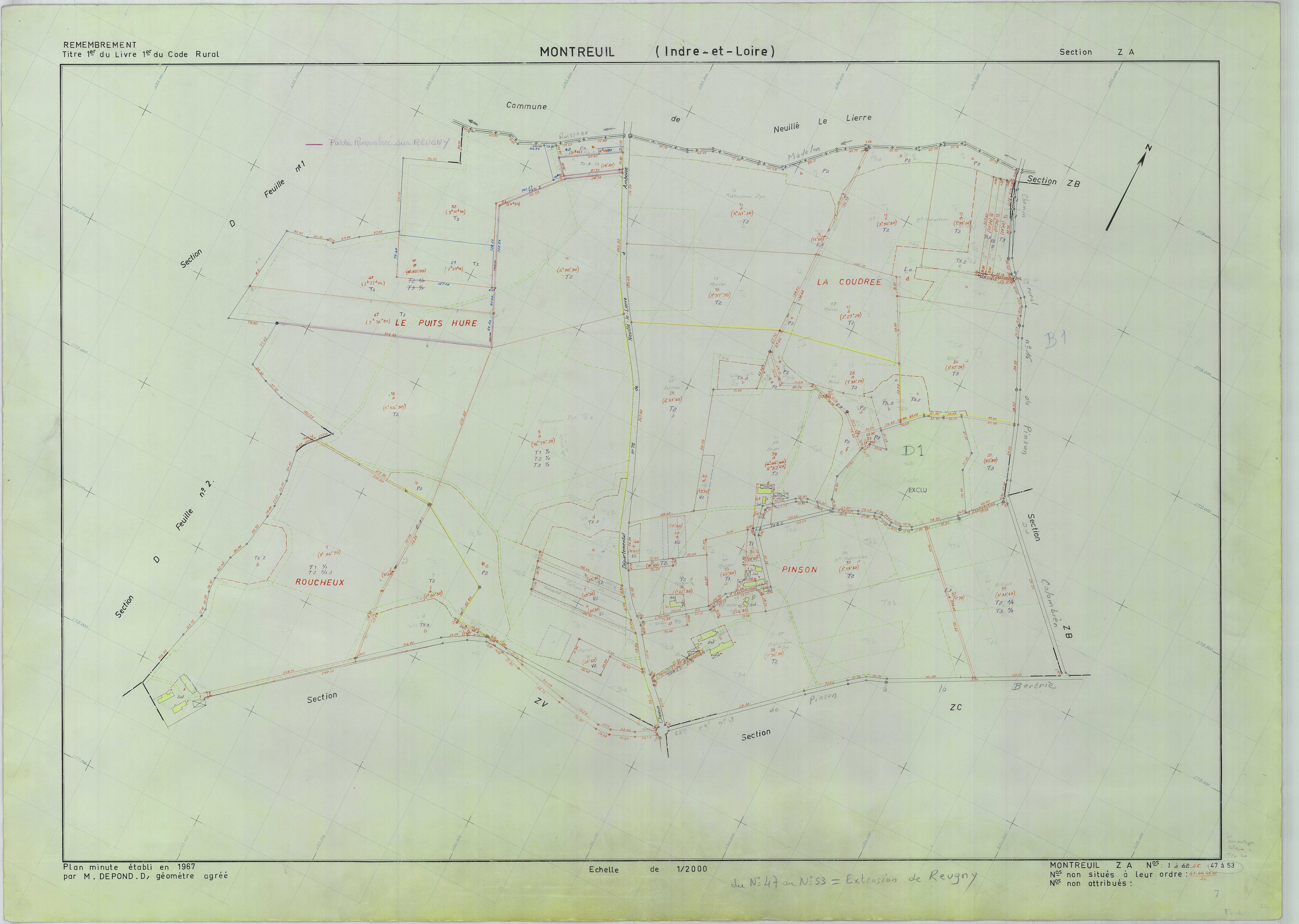 Section ZA