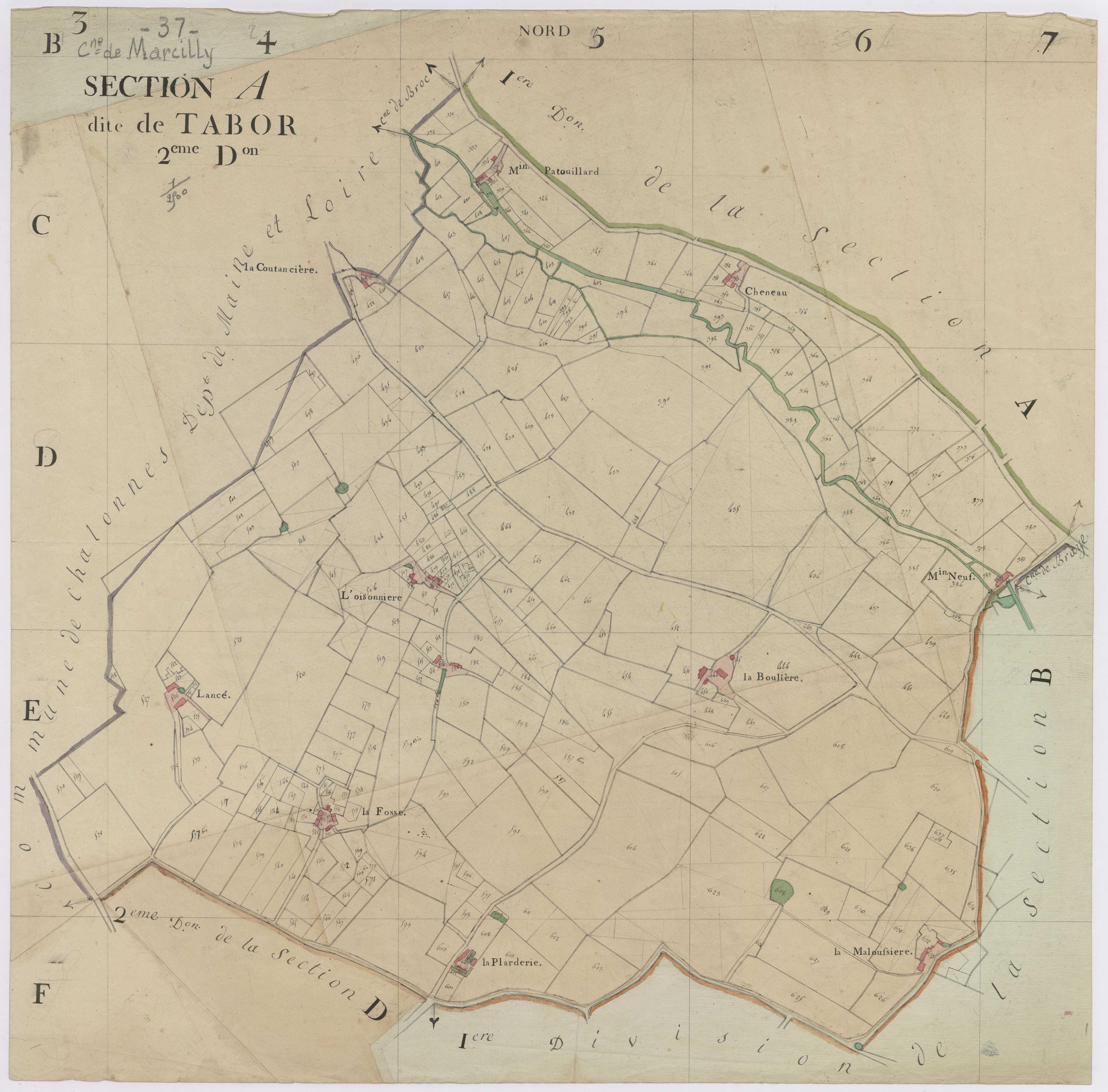 Section A2 de Tabor