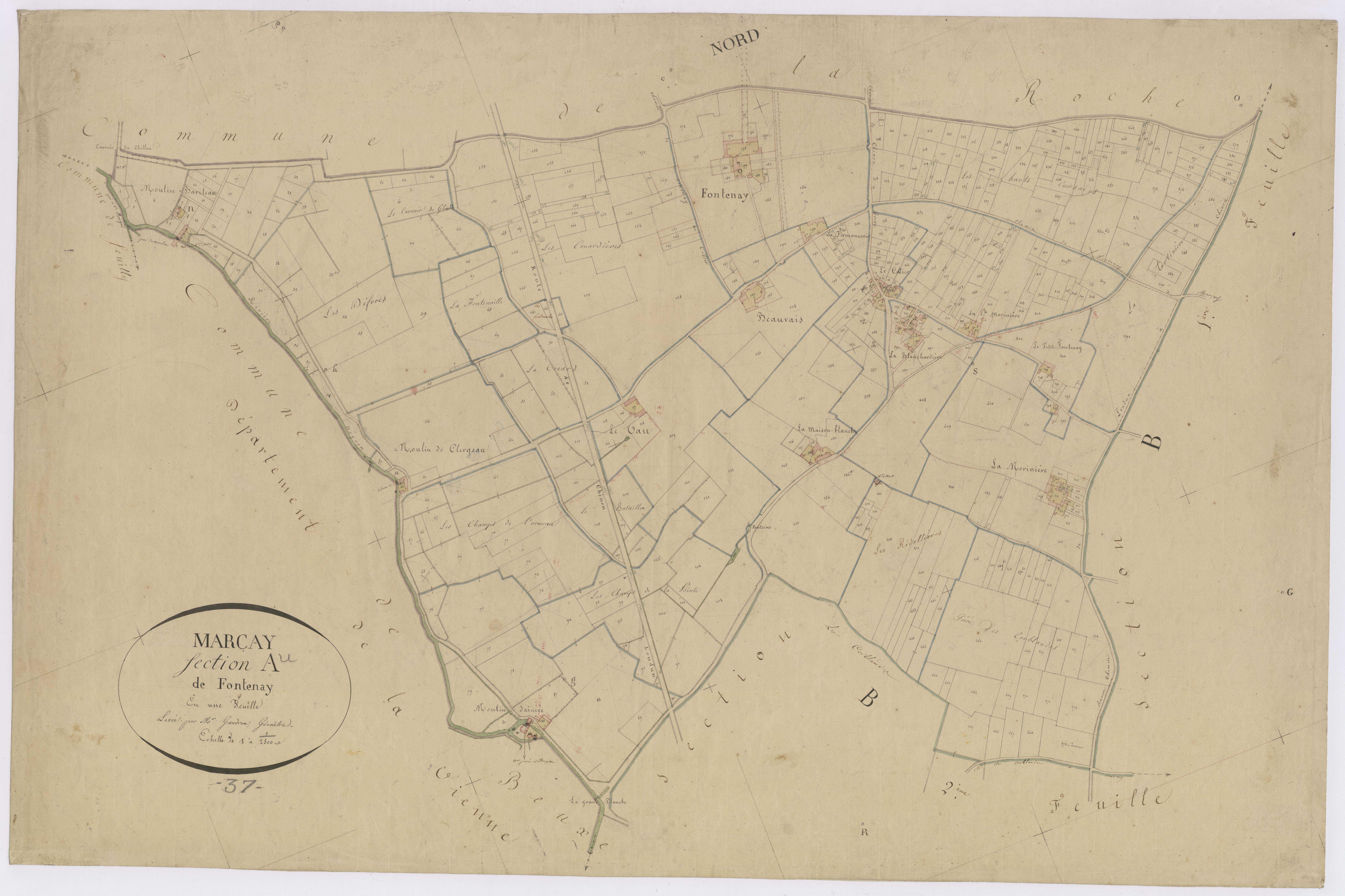 Section A1 de Fontenay